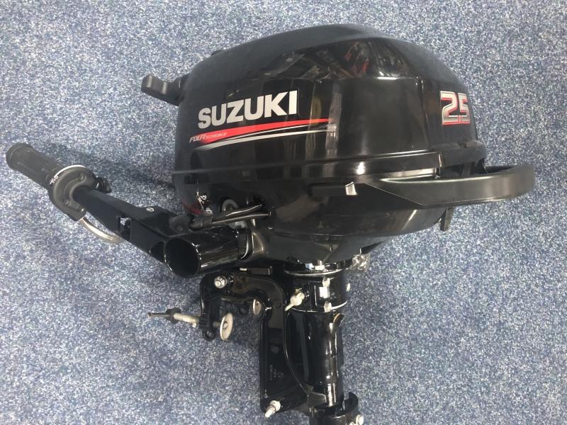 Suzuki Buitenboordmotor DF2.5