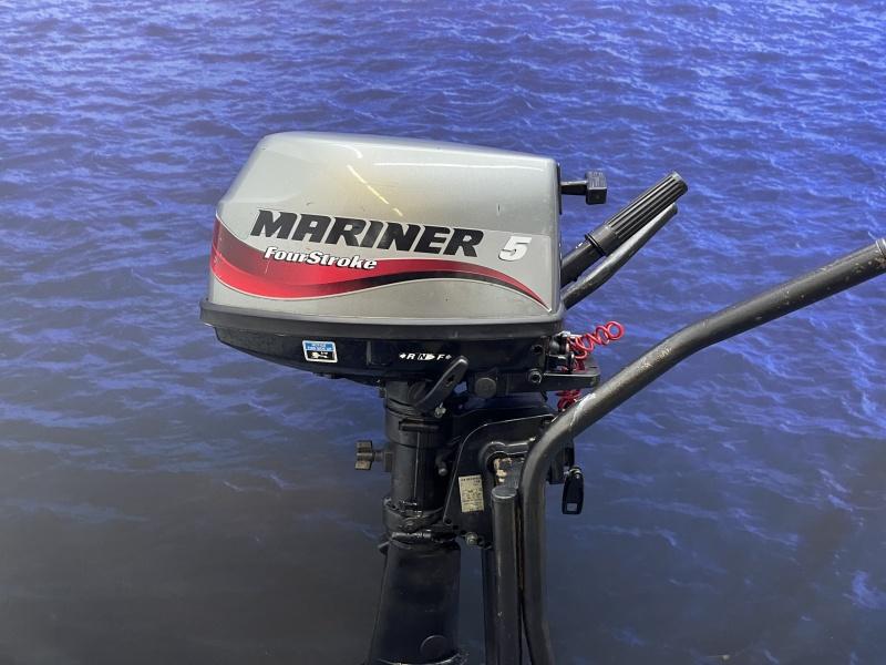 Mariner Mercury 5 pk kortstaart