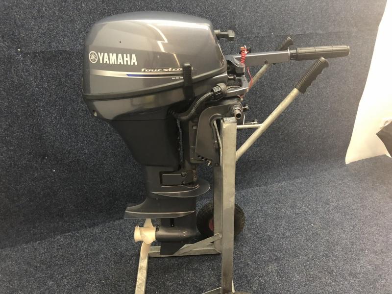 Yamaha 9.9pk kortstaart