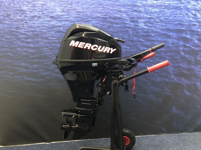 Mercury 15 pk Kortstaart