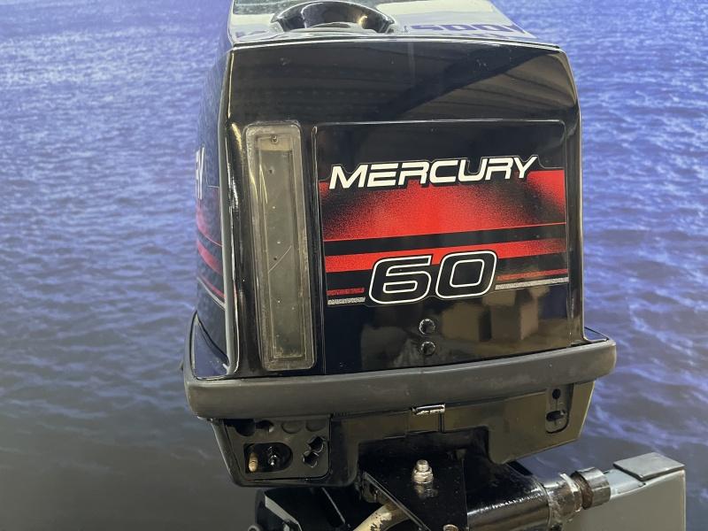 Mercury 60 pk Langstaart powertrim injectie