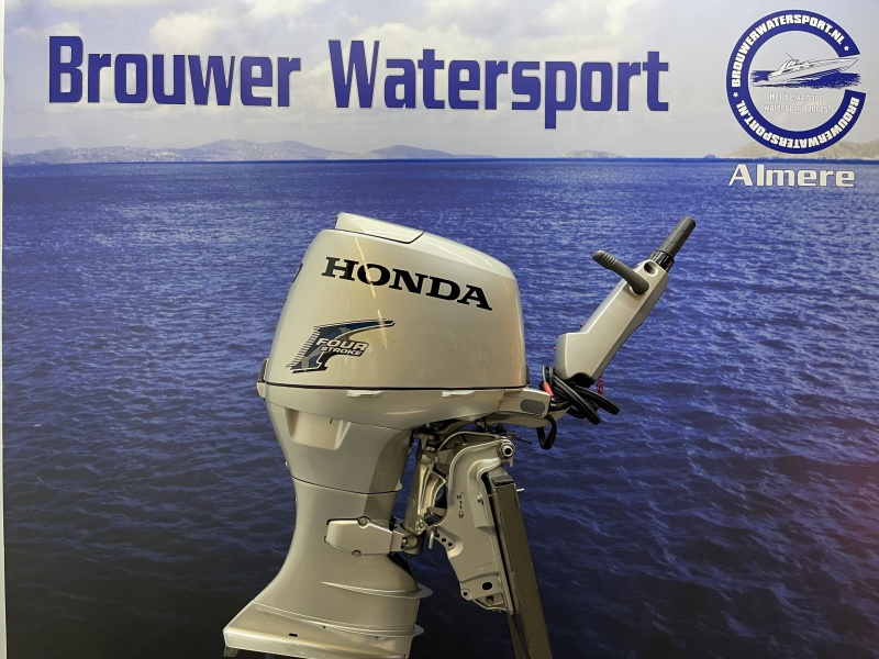 Honda 40 pk buitenboordmotor Knuppel besturing elektrische start