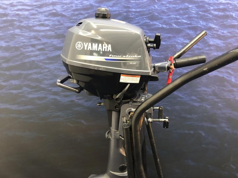 Yamaha F2.5 kortstaart
