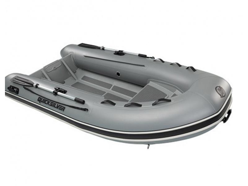 Quicksilver 350 Aluminium RIB - PVC