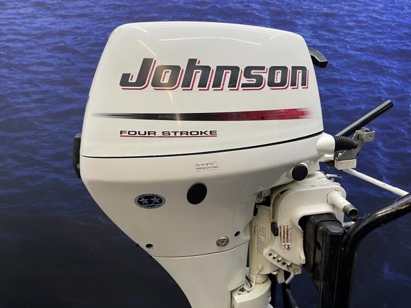 Johnson 9.9 pk Buitenboordmotor langstaart