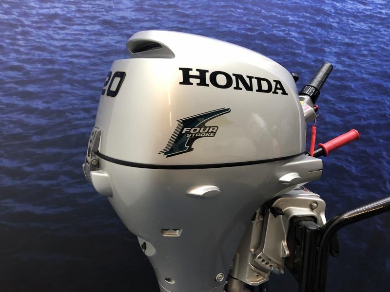 Honda 20 pk buitenboordmotor Kortstaart