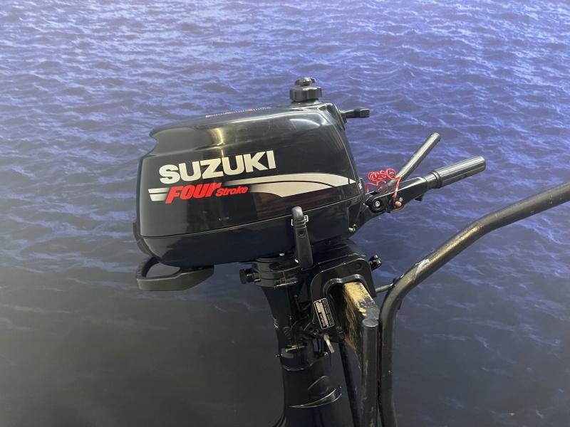 Suzuki 5 pk buitenboordmotor Langstaart