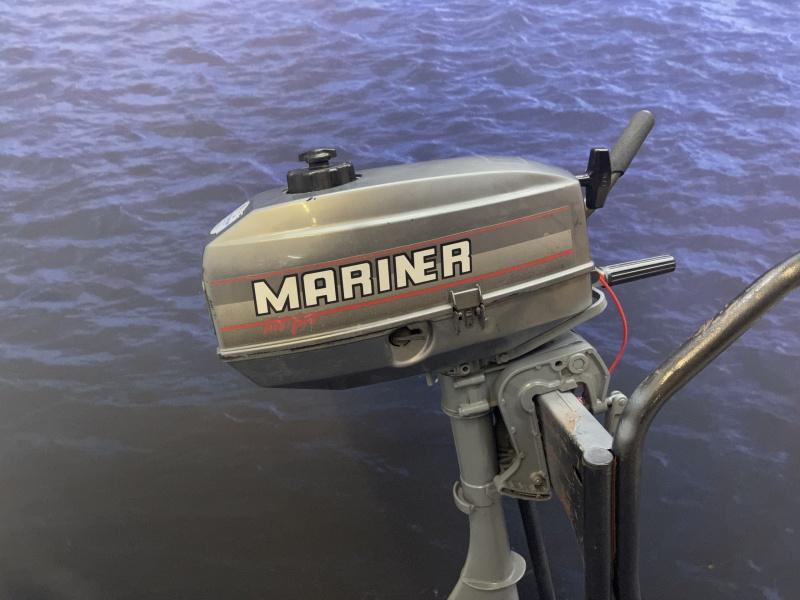 Mariner / Mercury 2.5 pk Kortstaart