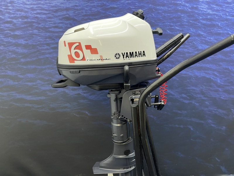 Yamaha buitenboordmotor 6 pk Kortstaart