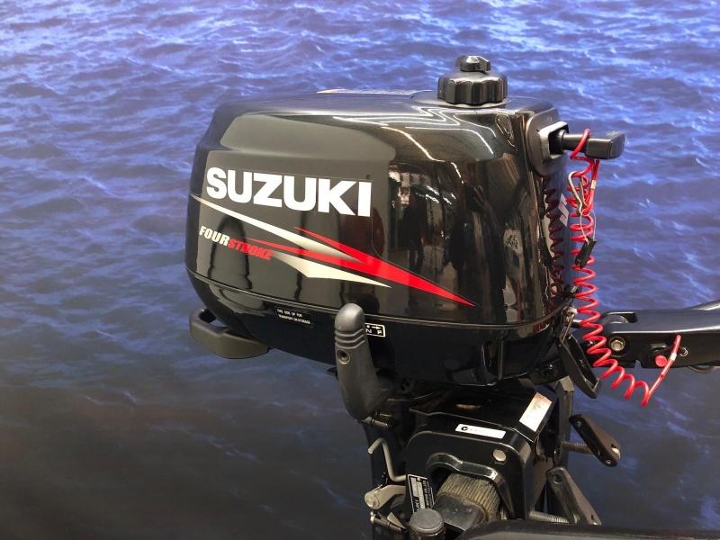 Suzuki 4pk kortstaart