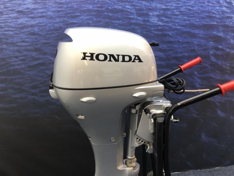 Honda 20 pk buitenboordmotor Kort staart elektrische start