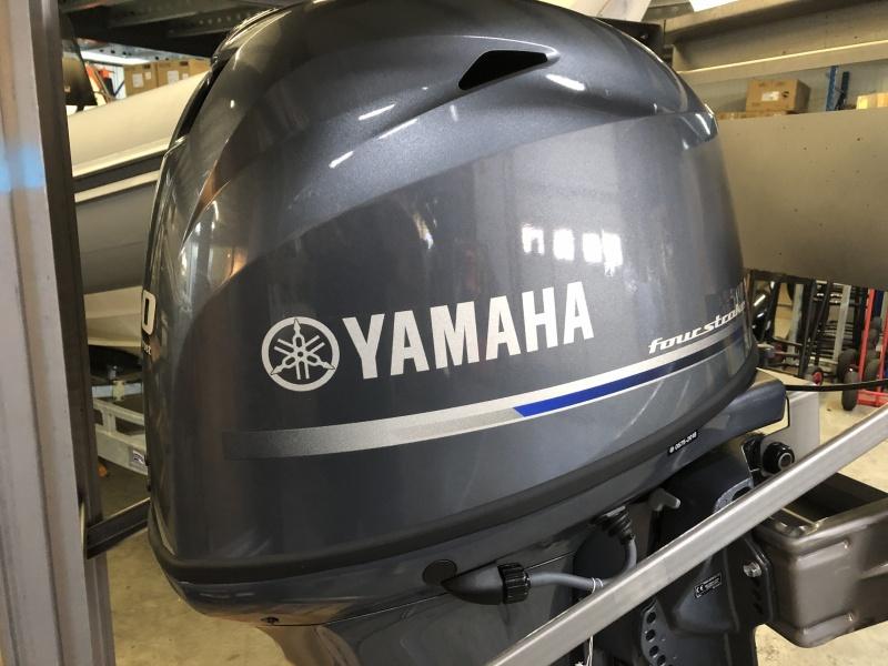 Yamaha 60 pk buitenboordmotor F60 FETL