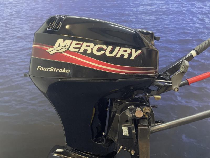 Mercury 25 pk buitenboordmotor kortstaart
