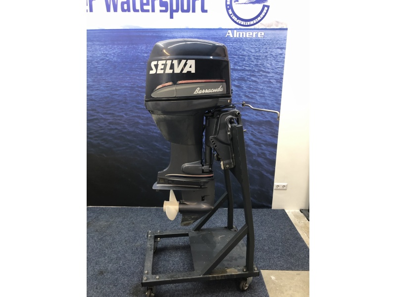 Yamaha/ Selva F50AETL langstaart