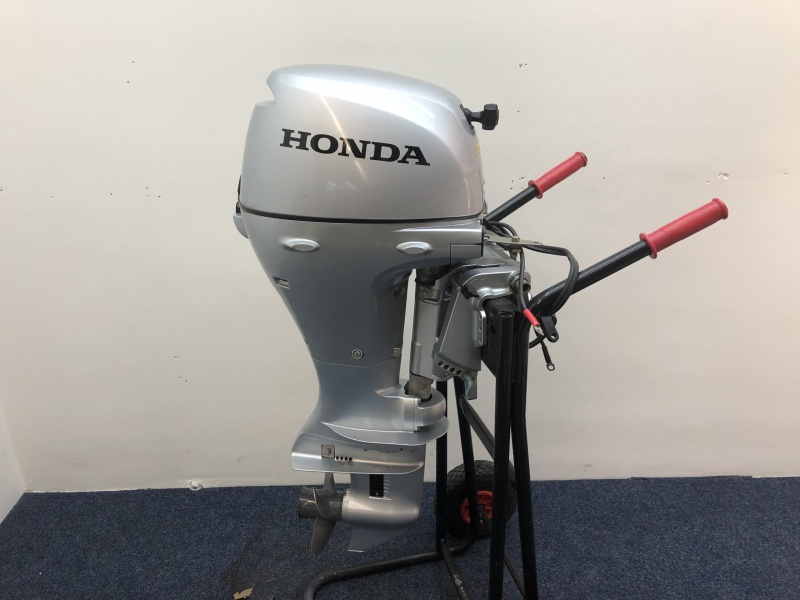 Honda buitenboordmotor 10 pk kortstaart el start