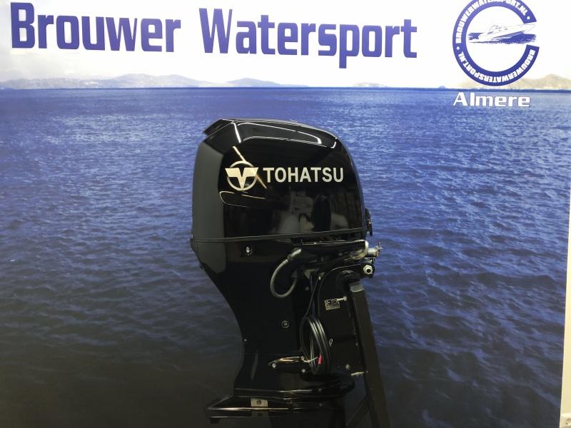 Tohatsu / Buitenboordmotor BFT 115 LRTU