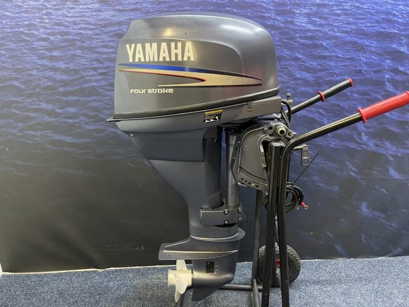 Yamaha 25 pk buitenboordmotor Langstaart elektrische start
