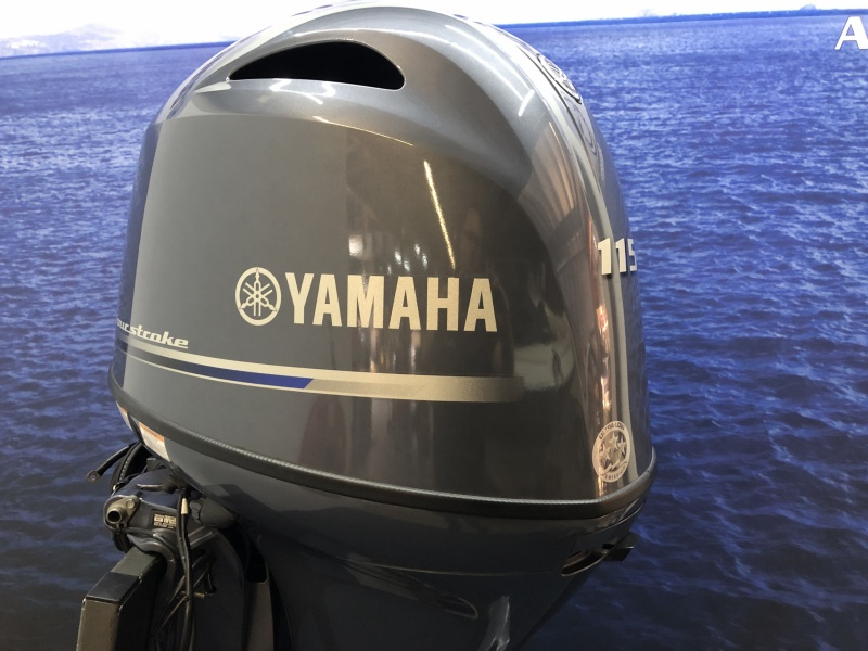 Yamaha 115 pk F115 BETL