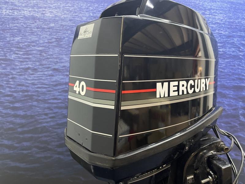 Mercury 40 pk Langstaart powertrim injectie