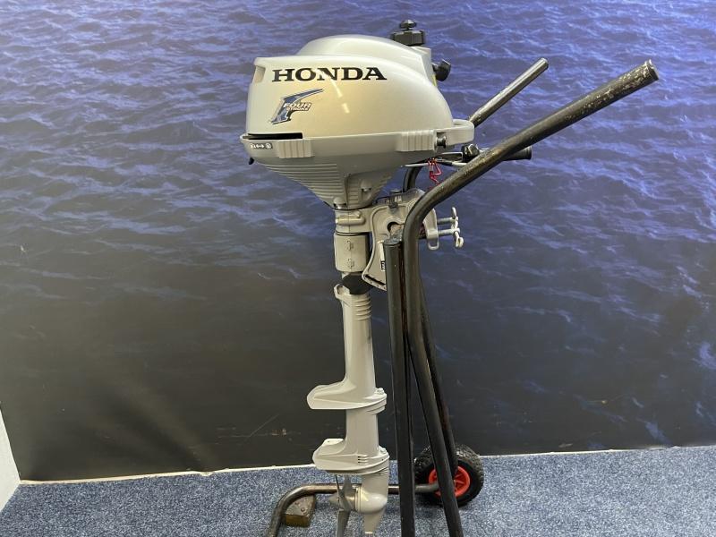 Honda 2.3 pk buitenboordmotor Langstaart