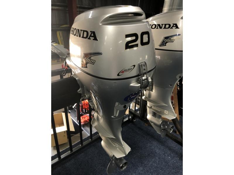 Honda BF20 kortstaart