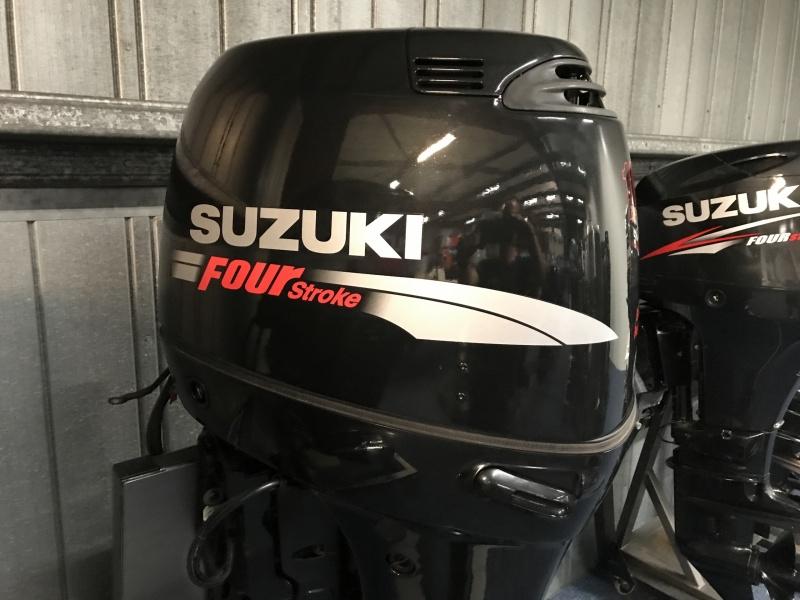 Suzuki 100 pk DF100 EFI extra langstaart