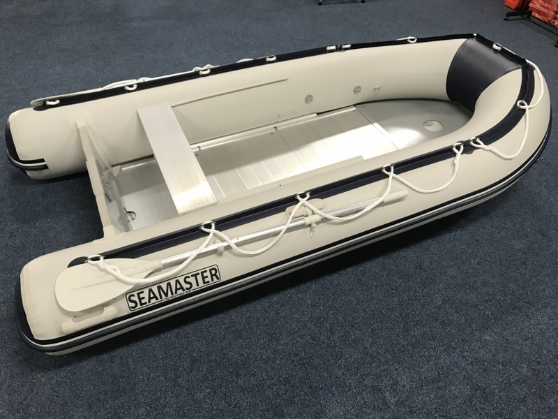 Rubberboot Seamaster Sport 270 S