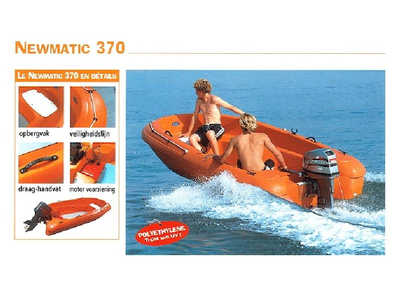 Jeanneau New Matic 370