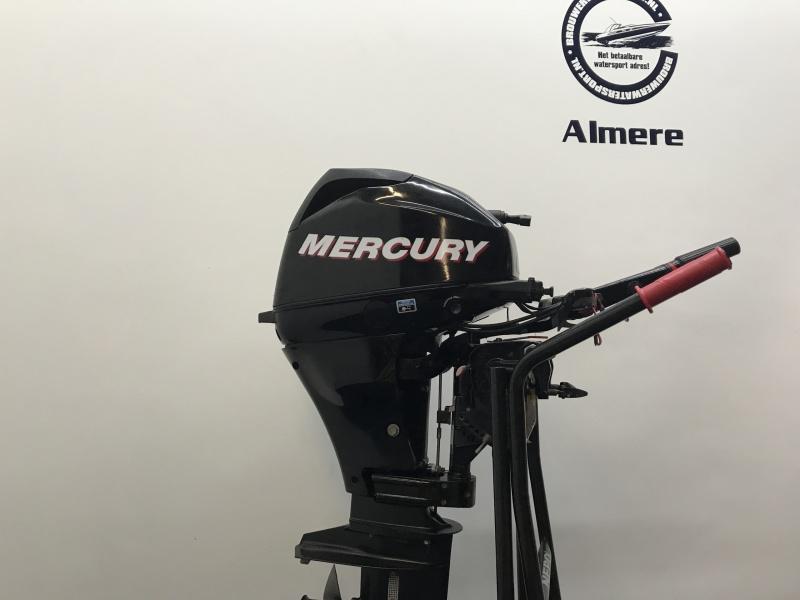 Mercury 20 pk kortstaart Kortstaart
