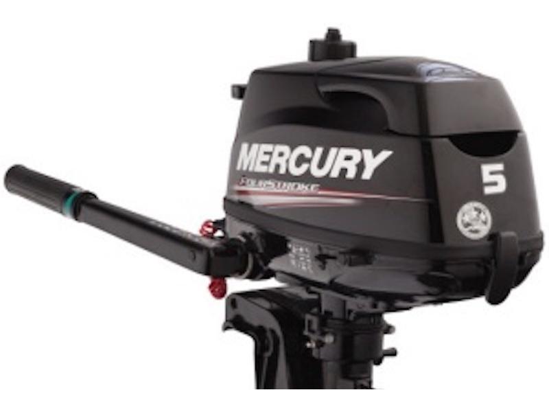 Buitenboordmotor Mercury F 5
