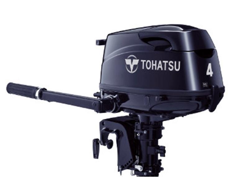 Buitenboordmotor Tohatsu MFS 4 C