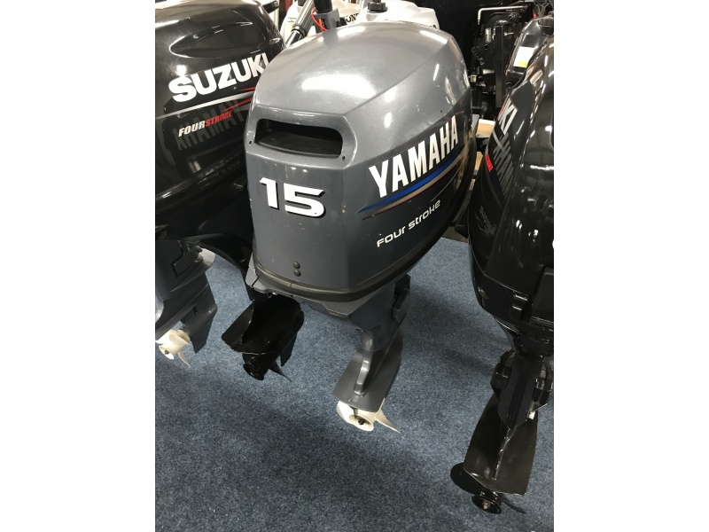 Yamaha 15 pk