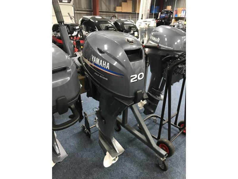 Yamaha 20 pk