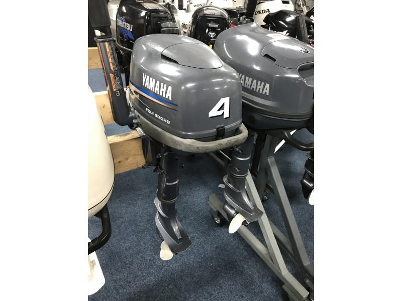 Yamaha Buitenboordmotor 4 PK