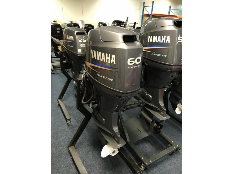 Yamaha 60 PK