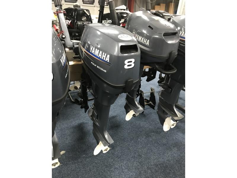 Yamaha 8 pk
