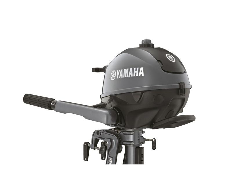 Yamaha buitenboordmotor F2.5